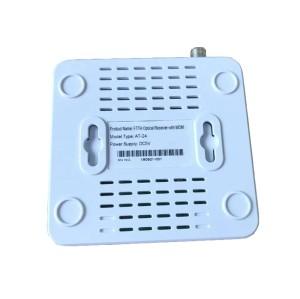 CATV FTTH Node WDM Mini Optical Receiver03