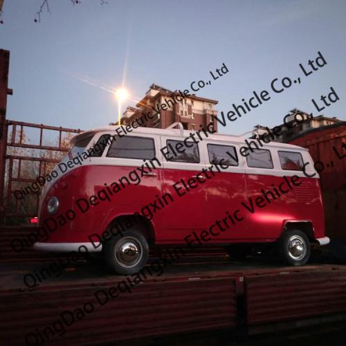 retro food truck volkswagen T1 food cart chinese vintage food truck manufacturer