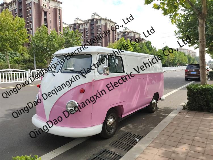 Volkswagen retro food truck