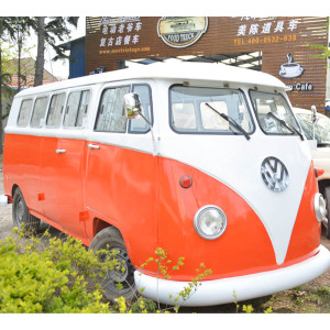 high quality Volkswagen vintage Chinese food truck manufacturer