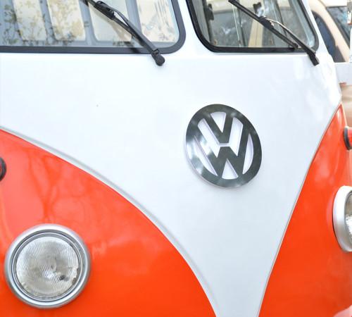 high quality Volkswagen vintage Chinese food truck manufacturer
