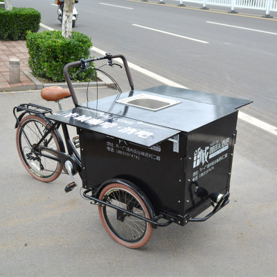 vintage food cart chinese food truck manufacturer