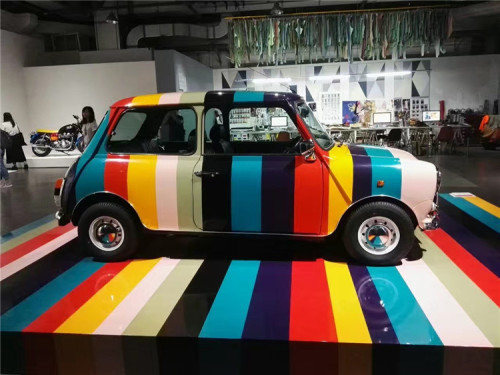 Customized cars in different car model fashionable looks china food truck manufacturer