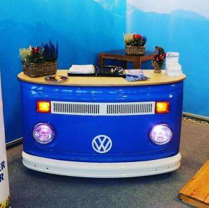 vintage car decoration furniture Chinese food truck manufacturer