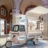 Piaggio food truck styles