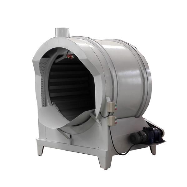 Roller type sand spray equipment sand raining machine for surface layer