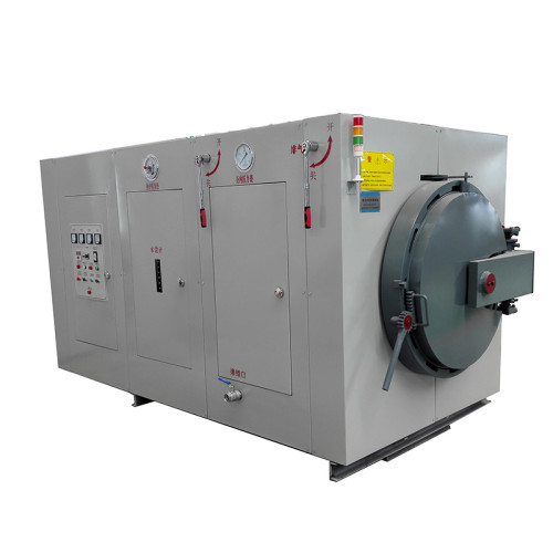 Lost wax casting production line electric heating dewaxing machine