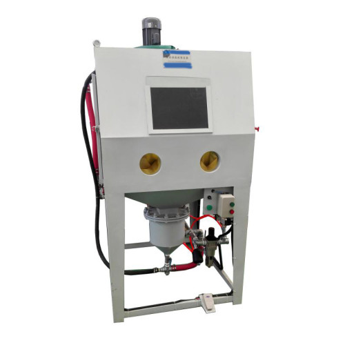 Sand blasting machine industrial sand blaster machine high pressure