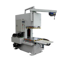 Several characteristics of wax injection machine