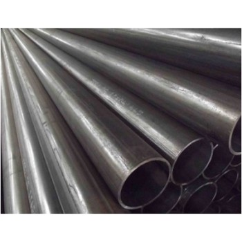FACTORY ASTM A53 / A106 GR.B ERW ROUND STEEL PIPE