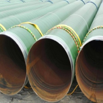 3PE COATED SSAW SPIRAL WELDED STEEL PIPES FOR WATER