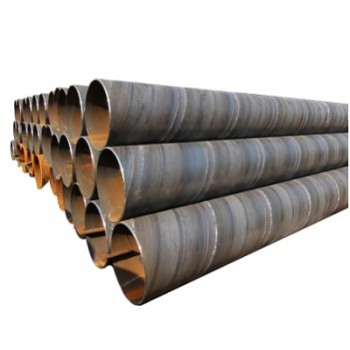 EN10219 S355J2H LARGE DIAMETER SPIRAL PIPE