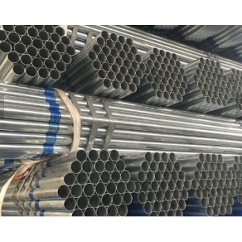 ROUND 8 INCH GALVANIZED TUBE FROM TIANJIN YOUFA MANUFACTURE