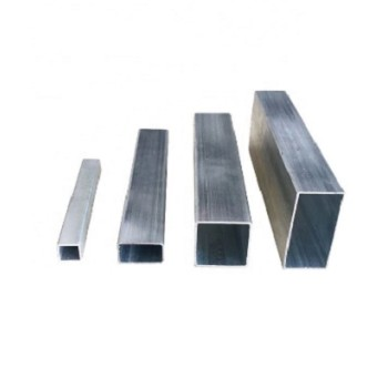 Astm A53 Pre-Galvanized Square Steel Pipe Structure Pipe