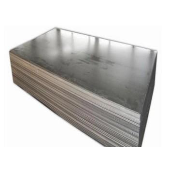 Mild steel manufacture low price per ton galvanized steel sheet