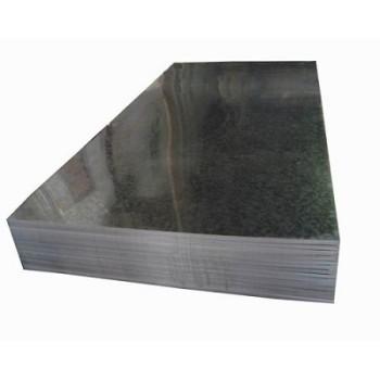 Tôle d'acier galvanisée à chaud en relief prépeint