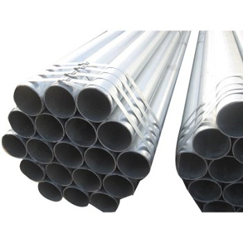China Supplies Agriculture Production Greenhouses Structure Galvanized Tube