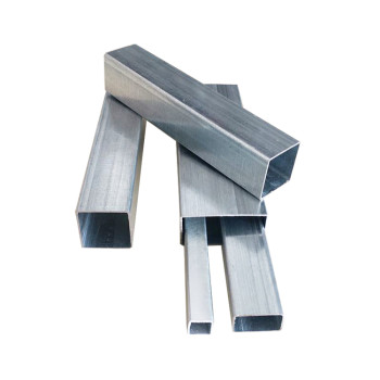 China factory gi square tubes for building