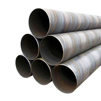 TIANJIN YOUFA BRAND ASTM A252 SPIRAL/SSAW/SAW WELDED STEEL PIPES