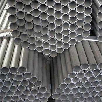 Q235 3 inch galvanized steel round tube straight seam welded tube galvanized pipe horse fence panel