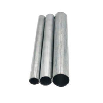 Welded pre galvanized steel pipe round section shape steel pipe galvanized pipe specification manufacturer