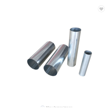 Galvanized steel pipe price 1.2mm thin wall galvanized steel tube astm 53 china supplier gi steel pipe