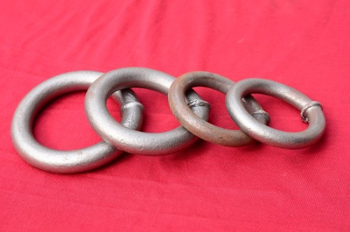 heavy mining truck tyre protection chains 23.5-25