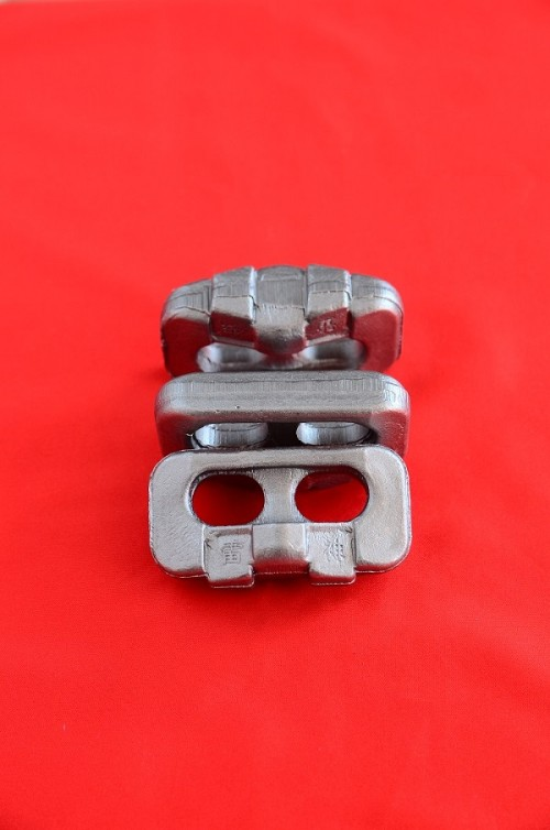 Forging metal chain for loader tire 23.5-25