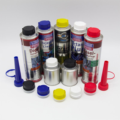 best price 150ml 350ml screw tin container for brake oil can