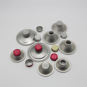 Paint mini tin cans,small round tin can for sealant