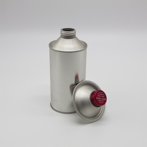 250 ml engine oil can,tinplate round can aluminum tin