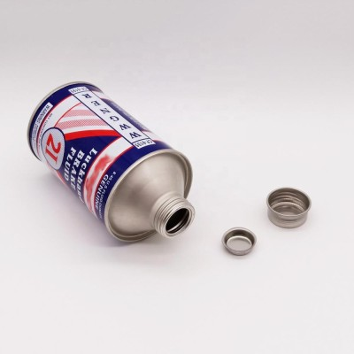 1000g metal container round tin, wholesale small tin can , empty paint tin can manufacturer