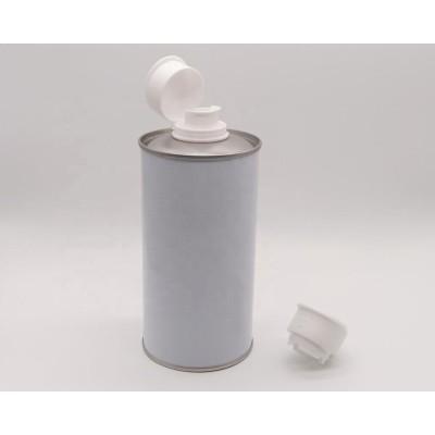 empty edible oil tin container,empty metal edible oil tin can