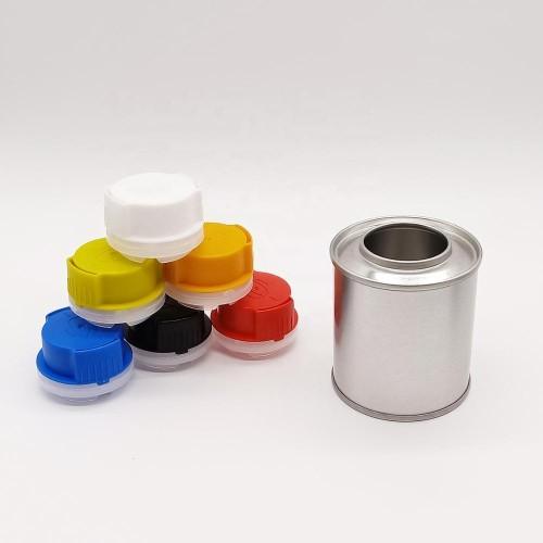 manufacture wholesale empty aluminum can lid,tin sheet tinplate box