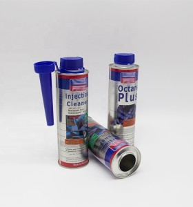 Manufacturer price custom aerosol tin can