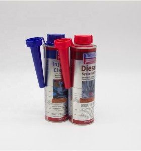 350ml tinplate metal type and petrol oil use tin can with plastic lids