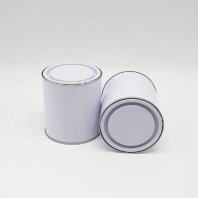 Factory Directly Sell paint cans gold 500ml metal round tin Can