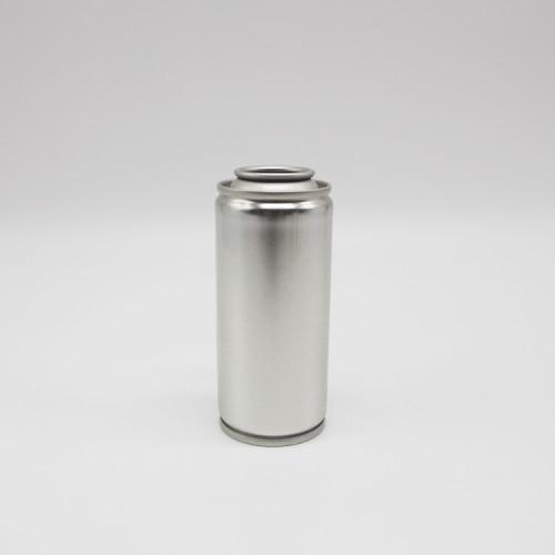 empty aerosol can for hair spray straight wall aerosol can