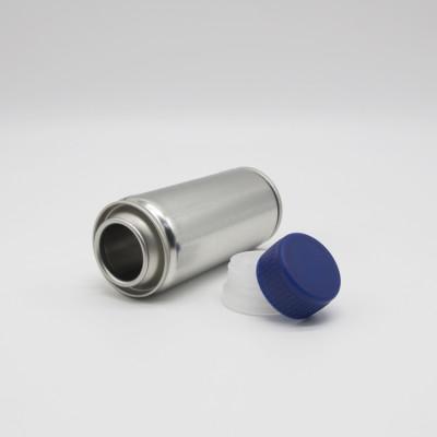 empty aerosol spray can 100ml aluminum refillable aerosol spray-can