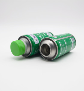 neck in tinplate can for aerosol can insecticide
