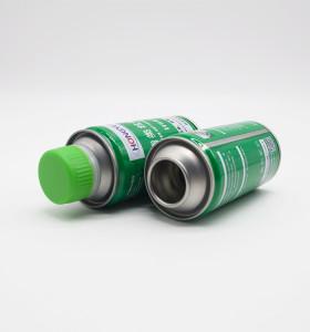 aerosol tin can 750 ml refillable aerosol spray paint can