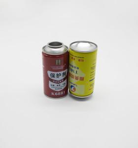 empty aerosol tin can 300 ml 65*190 blank aerosol can