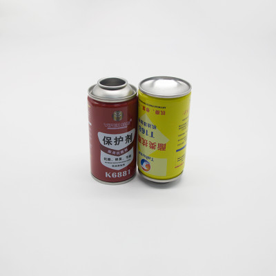 empty aerosol tin can 300 ml 65*190 blank aerosol can