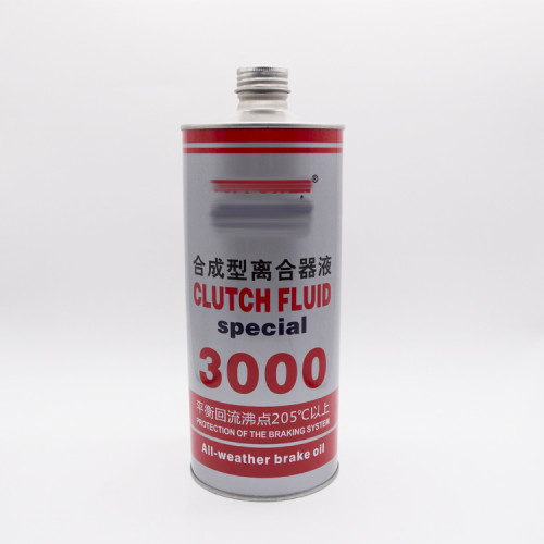 Dia 85mm Hot Sale Printing Round Can for brake oil