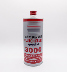 1L Dia 65mm metal empty tinplate chemical brake oil can