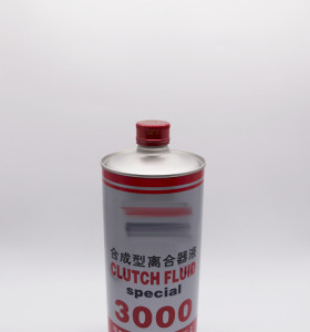 1L1000 ml empty tinplate metal round tin can