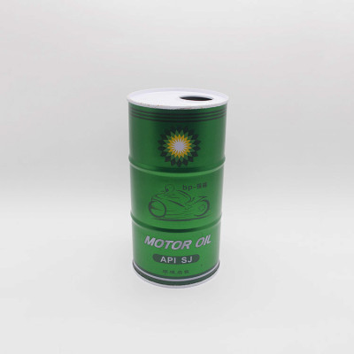 700ml tin can with spout and handle,round tin can for hardener