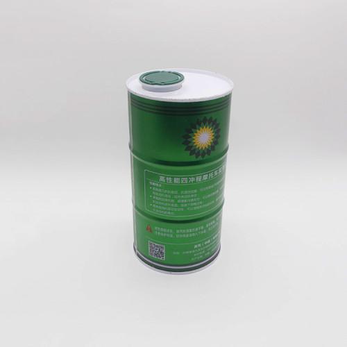 16 oz tin 1.6l metal tin container,metal tin can pakistan