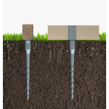 津伏能科技(天津)有限公司-U型连接螺旋地桩-各种气候地形地基-完美替代水泥地基