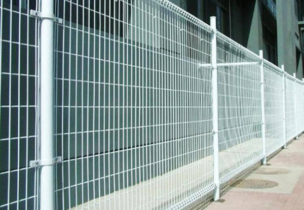 JFN China welded mesh fence for house building in city